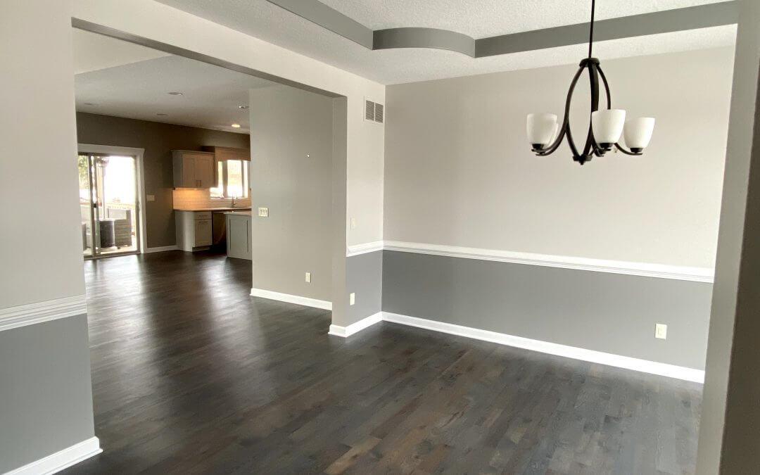 Refinish Your Hardwood Floors, Grey Laminate Flooring With Walls